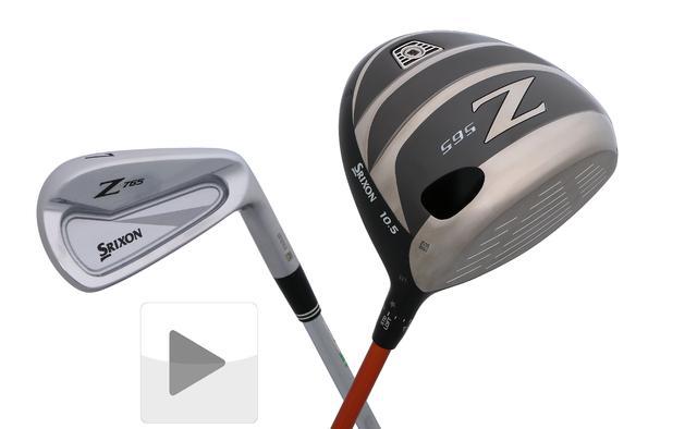 画像: 【動画】松山もテスト中! スリクソンの新Zシリーズを全力試打 - みんなのゴルフダイジェスト
