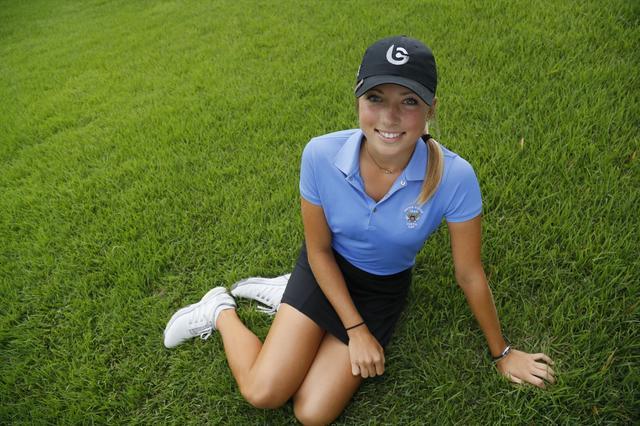 画像: 第二のポーラ・クリーマー?初めまして!18歳のシエラ・ブルックスです - みんなのゴルフダイジェスト