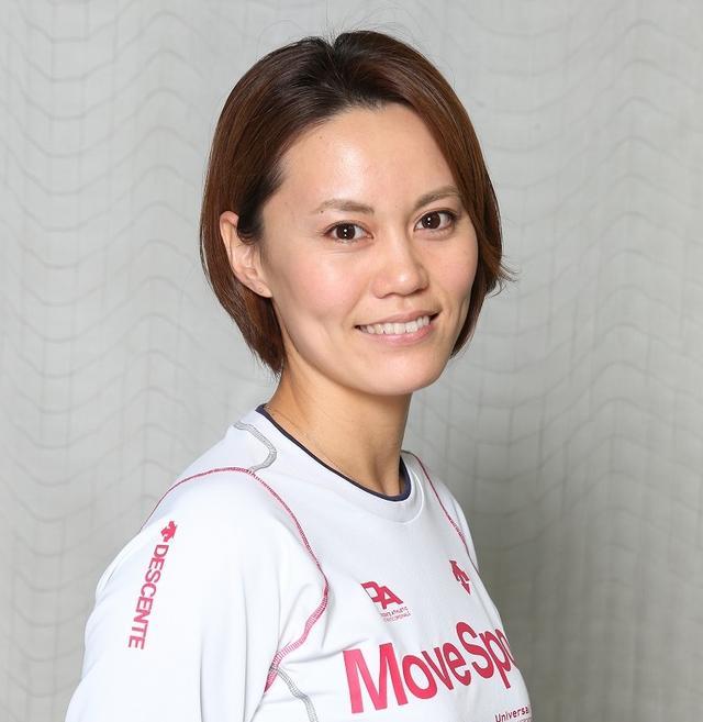 画像: 植田理恵子先生。 アメリカ留学を経て、ゴルフコンディショニングやボディメイキングの指導を行っている