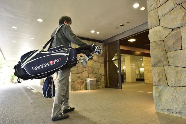 画像: 【コメクエスト】担ぎやすい3点式なのにワンショルダー! - みんなのゴルフダイジェスト