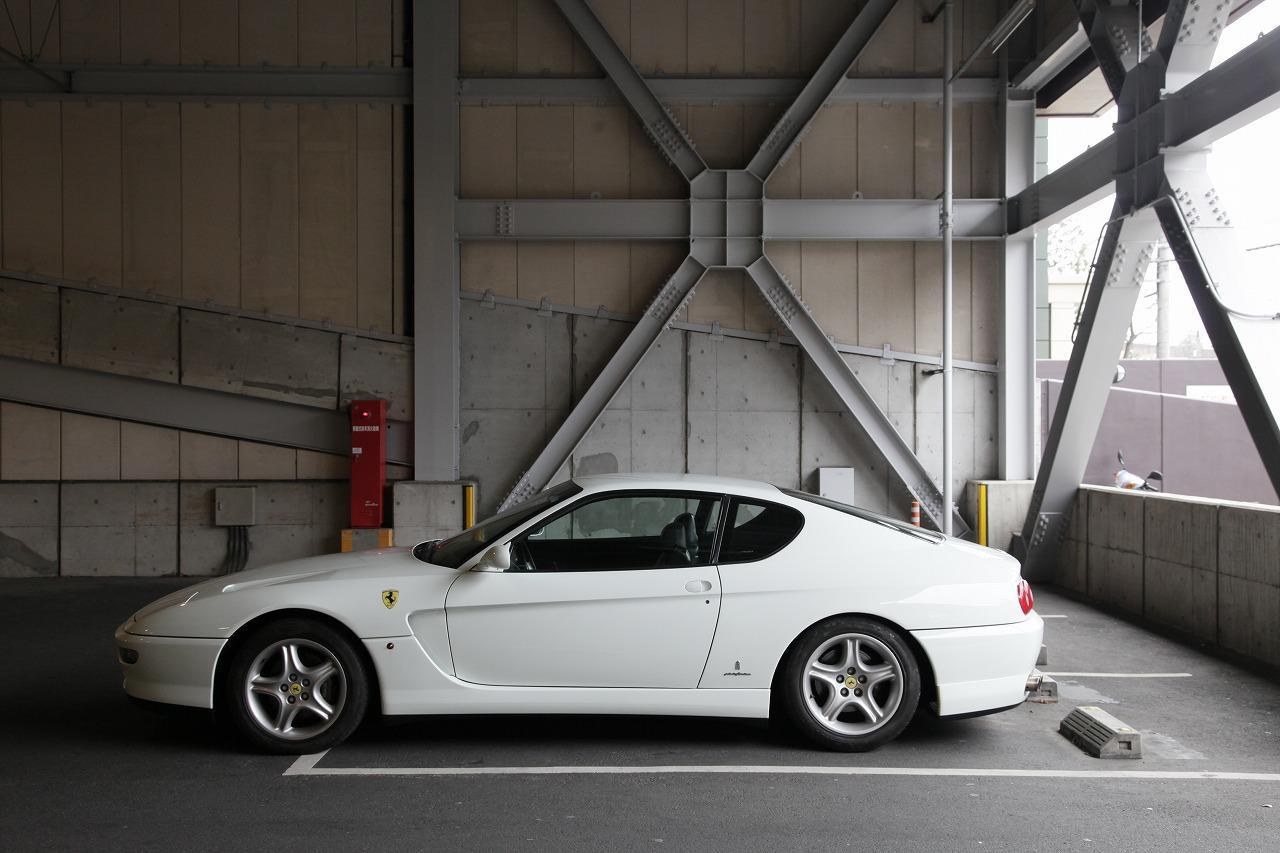 画像: 気をつけて駐車