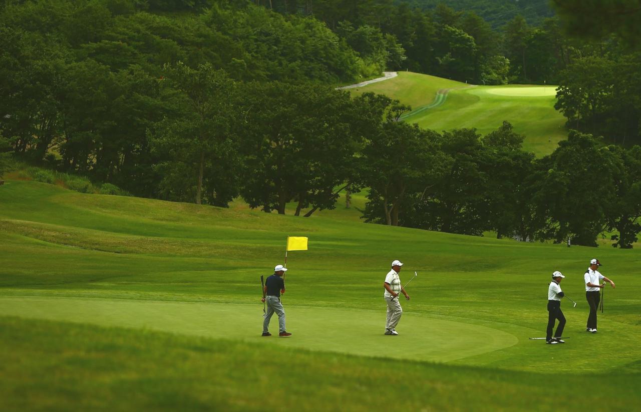 """画像: 【血液型別・ゴルフ人間関係マニュアル】Vol.4 血液型とゴルフを結ぶ""""深イイ""""話 - みんなのゴルフダイジェスト"""