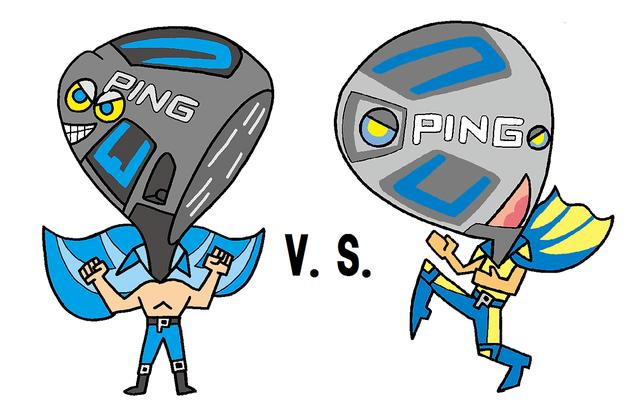 画像: 【D-1GPベスト16】SFか?LSか?ピン兄弟対決 - みんなのゴルフダイジェスト
