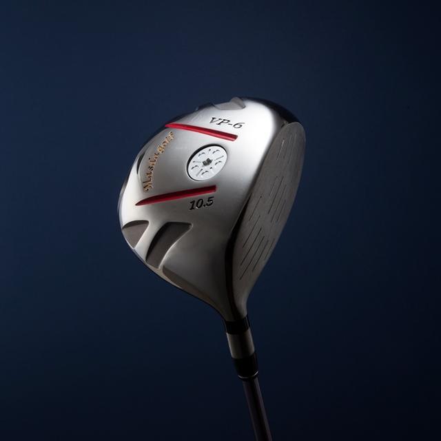 画像: 地クラブ調査隊 マスダゴルフVP-6ドライバー|ゴルフダイジェスト公式通販サイト「ゴルフポケット」