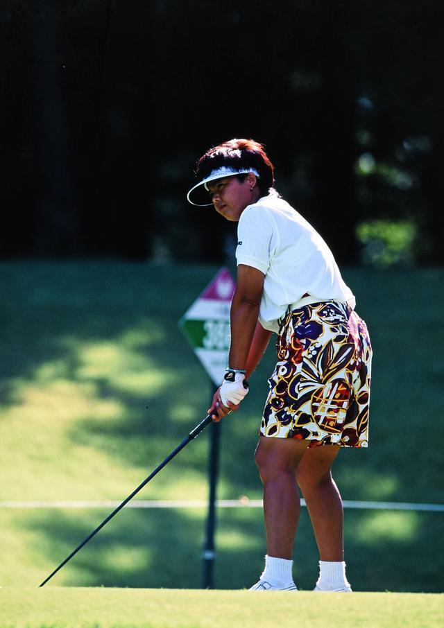 画像: 反対に下半身がよく動くワッグルをしているゴルファーに、あんまり下手な人はいない。