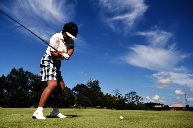 画像: 【世界一のスウィングリズム】 アヤコさんに学ぶ「リズム学」その1 - みんなのゴルフダイジェスト