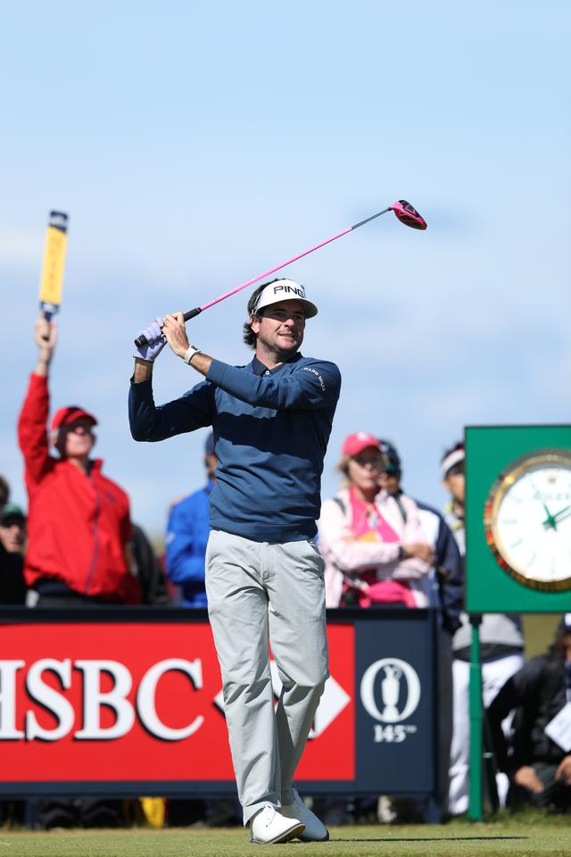 画像: PGAの飛ばし屋は全英でも健在だった