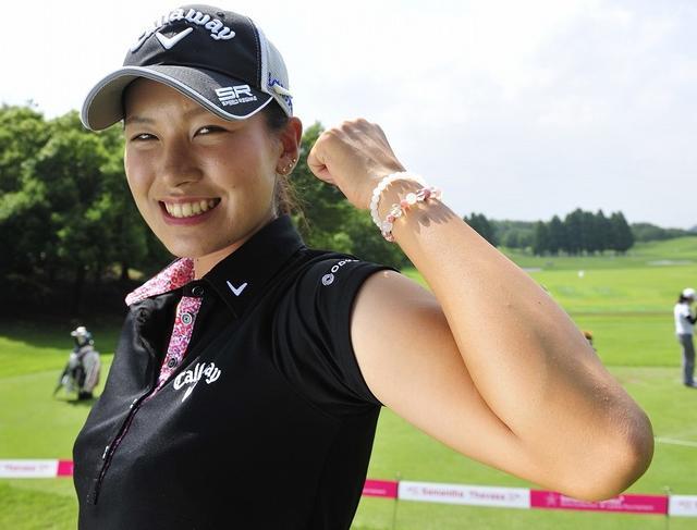 画像: 意外と″プニッ?″女子プロの力こぶ、測らせてください!Part2 - みんなのゴルフダイジェスト