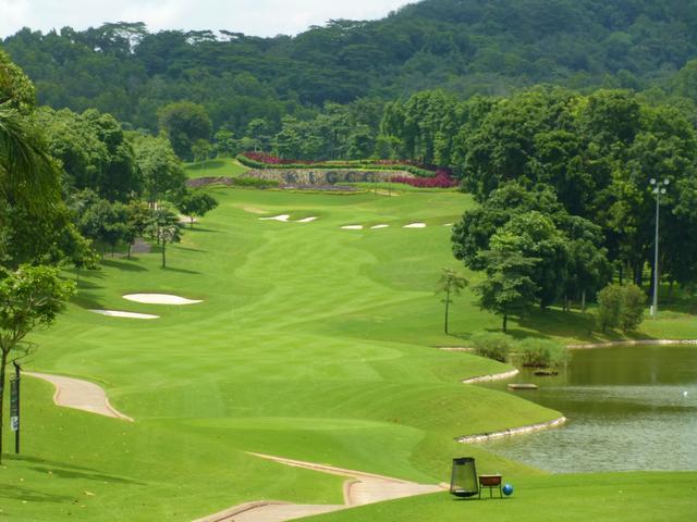 """画像1: 【地球カントリークラブ】マレーシア""""クアラルンプールゴルフ&カントリークラブ"""""""