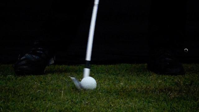 """画像: """"ぶ厚いインパクト""""体重移動は左ー右!Vol.1 - みんなのゴルフダイジェスト"""