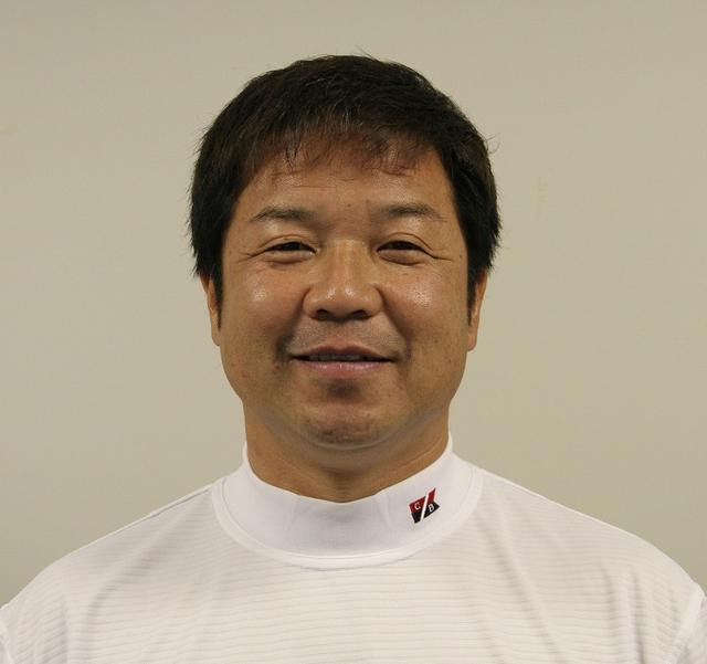 画像: 石渡俊彦プロ。プロゴルファーにしてプロトレーナー。ゴルフダイジェスト社「2004年レッスン・オブ・ザ・イヤー」受賞