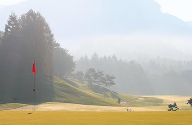 画像: 軽井沢高原ゴルフ倶楽部