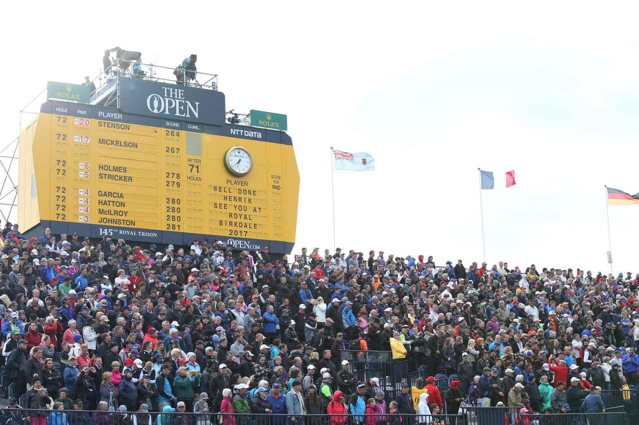 画像: プレイバック!「全英オープン2016」観戦の楽しみ方 - みんなのゴルフダイジェスト