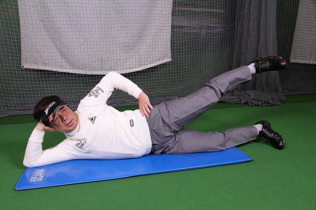 画像4: 切り返しは下半身から!大きなパワーを生み出すトレーニング