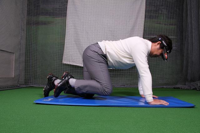 画像1: 切り返しは下半身から!大きなパワーを生み出すトレーニング