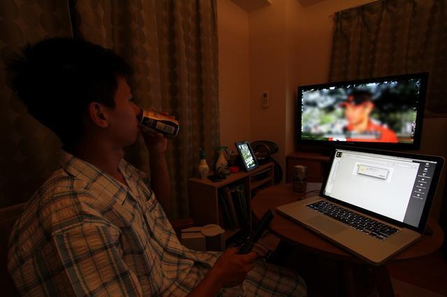 画像: PC・TV・アルコールは安眠を妨害する!