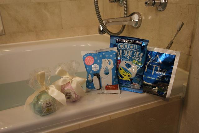 画像: さっぱりとする入浴剤