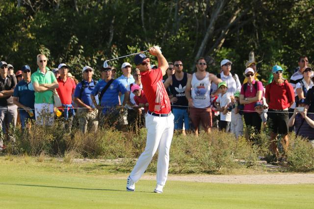 画像: ジャスティン・ローズもボギーを打たないゴルフでスコアを伸ばした