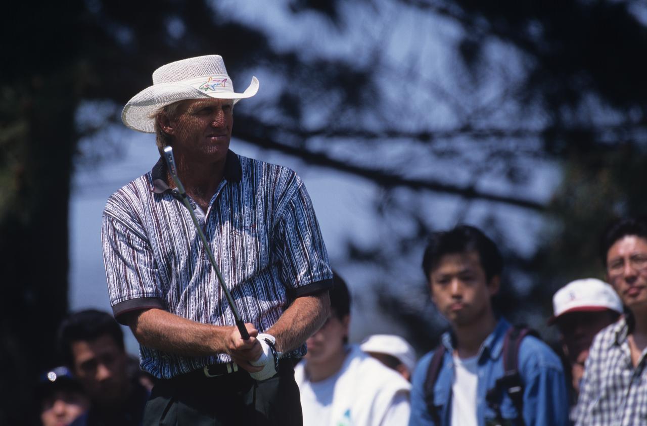 画像: みんなが憧れたノーマンの「マッスルバック」 【親父のおさがり鑑定団】 - みんなのゴルフダイジェスト
