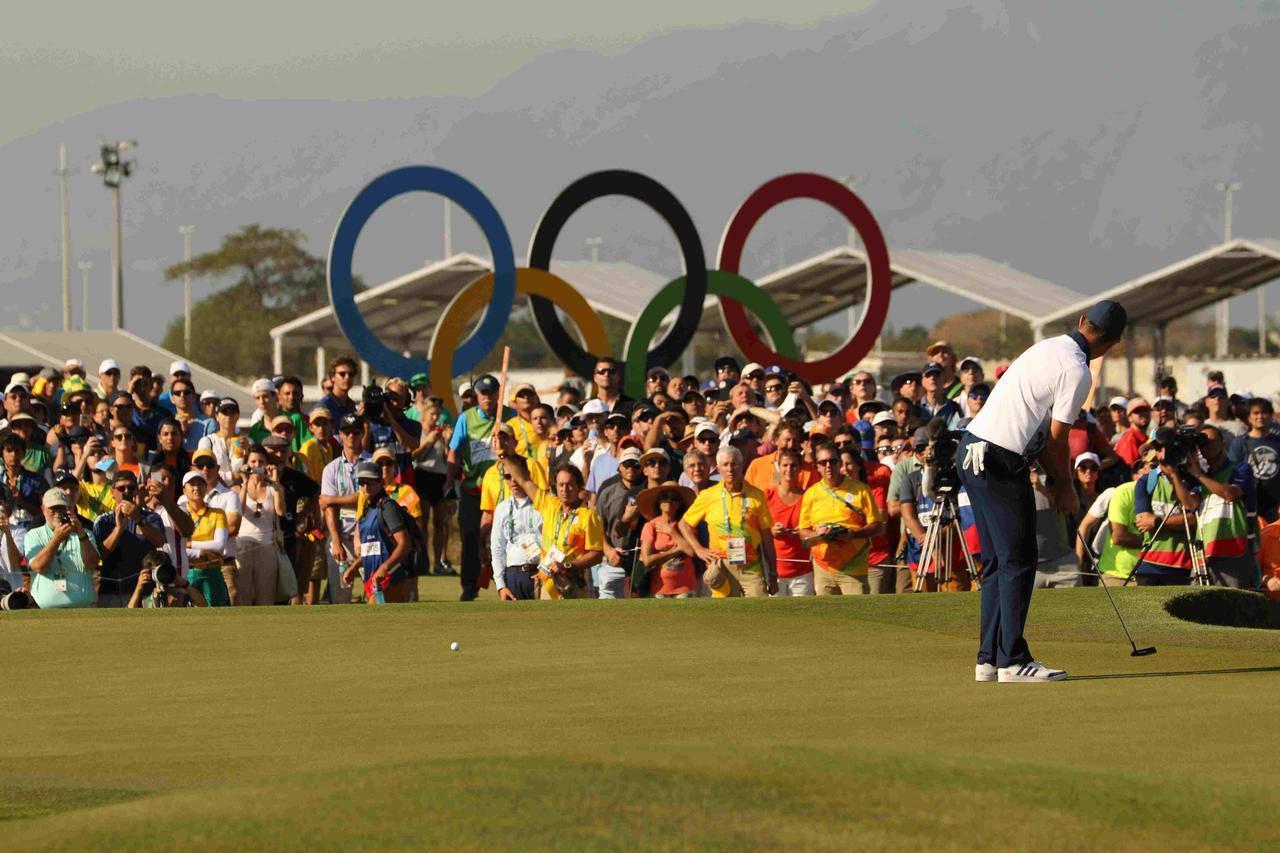 画像4: 【リオ五輪速報】ジャスティン・ローズが金メダル!その重みはメジャーより上?下?