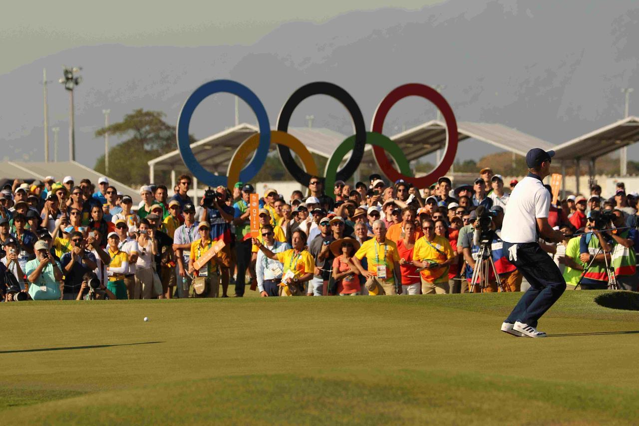 画像6: 【リオ五輪速報】ジャスティン・ローズが金メダル!その重みはメジャーより上?下?