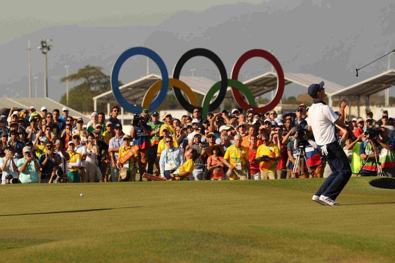 画像8: 【リオ五輪速報】ジャスティン・ローズが金メダル!その重みはメジャーより上?下?