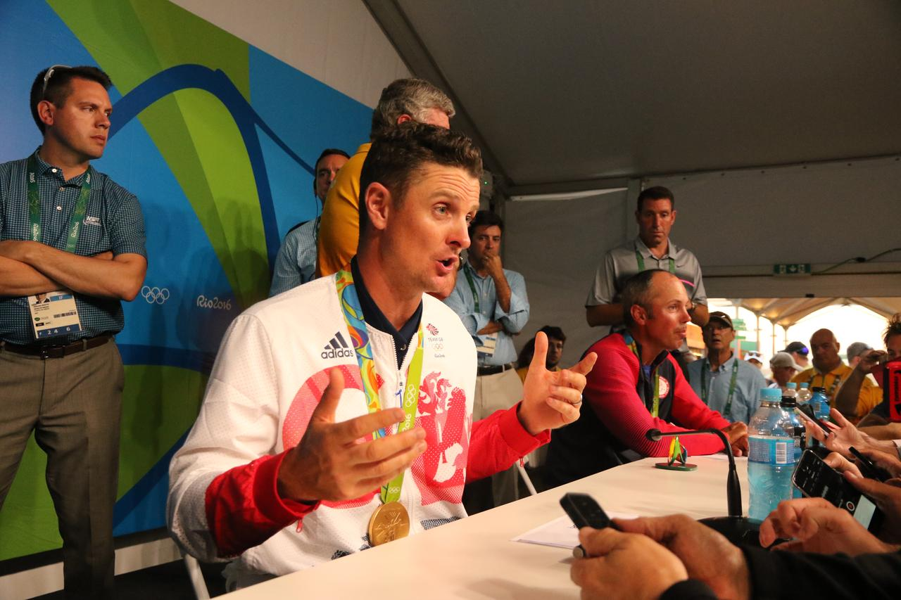 画像21: 【リオ五輪速報】ジャスティン・ローズが金メダル!その重みはメジャーより上?下?