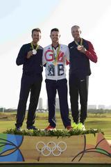 画像1: 【リオ五輪速報】ジャスティン・ローズが金メダル!その重みはメジャーより上?下?