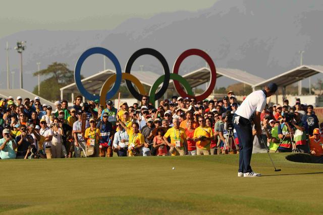 画像2: 【リオ五輪速報】ジャスティン・ローズが金メダル!その重みはメジャーより上?下?