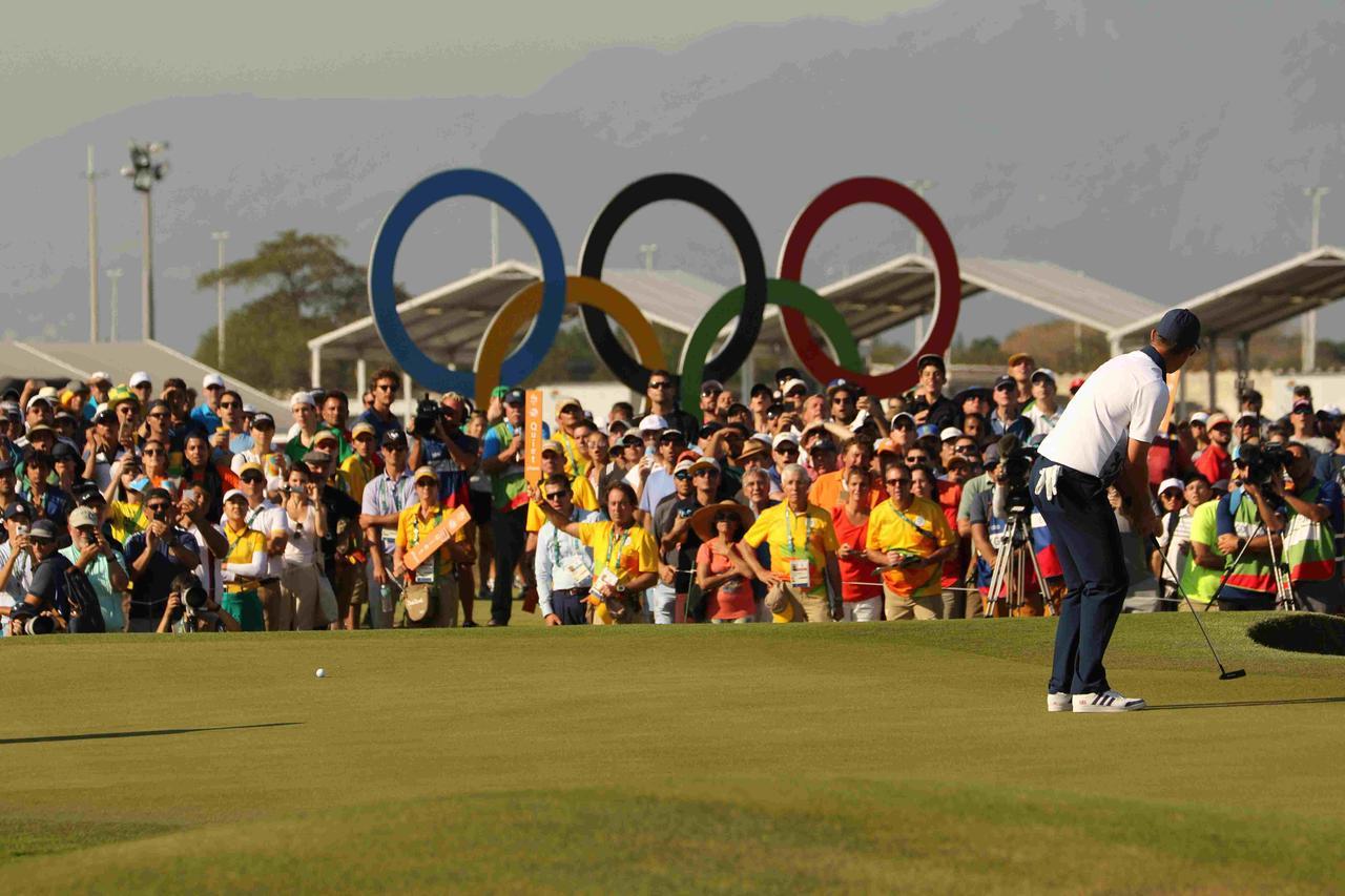 画像5: 【リオ五輪速報】ジャスティン・ローズが金メダル!その重みはメジャーより上?下?