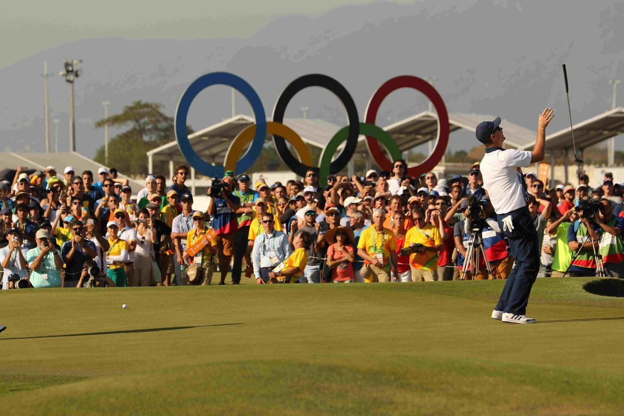 画像9: 【リオ五輪速報】ジャスティン・ローズが金メダル!その重みはメジャーより上?下?