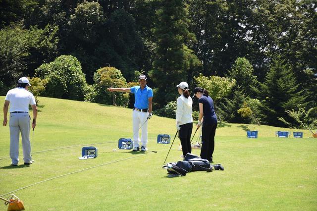 画像2: 大学の授業でゴルフ。初めてのコース体験【Gちゃれ】