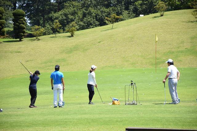 画像5: 大学の授業でゴルフ。初めてのコース体験【Gちゃれ】
