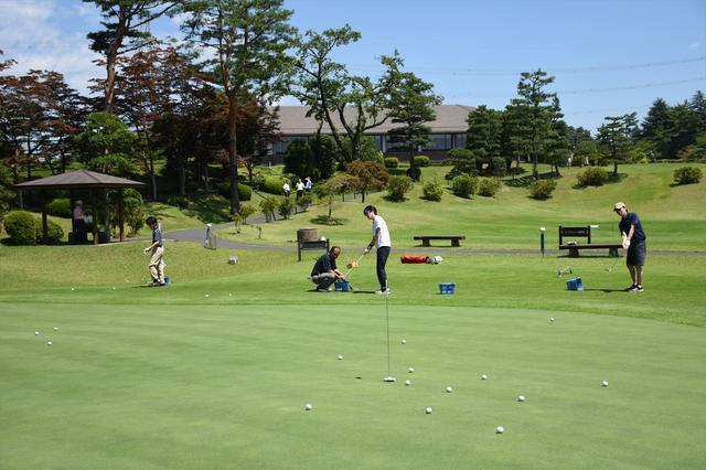 画像6: 大学の授業でゴルフ。初めてのコース体験【Gちゃれ】