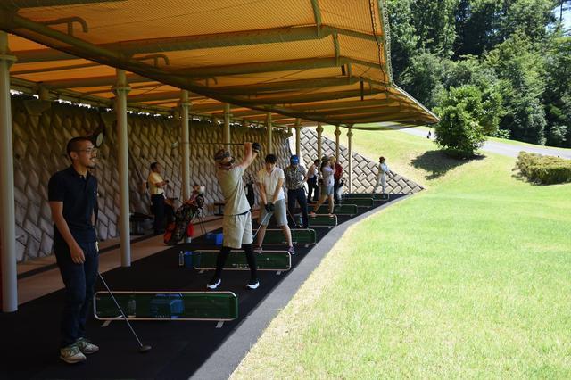 画像1: 大学の授業でゴルフ。初めてのコース体験【Gちゃれ】