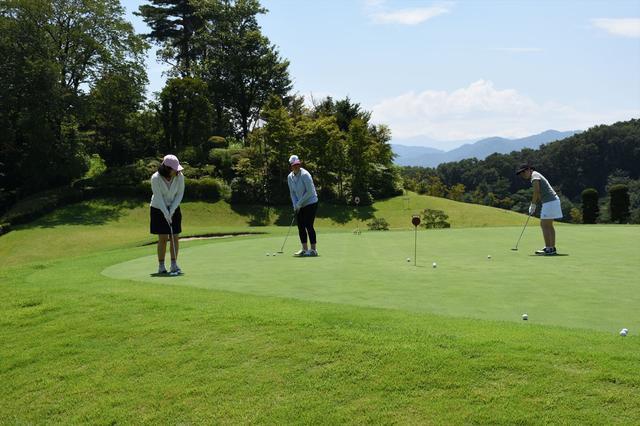 画像7: 大学の授業でゴルフ。初めてのコース体験【Gちゃれ】