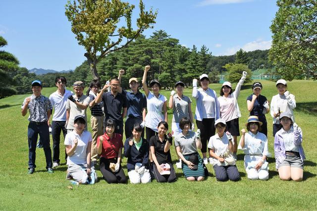 画像8: 大学の授業でゴルフ。初めてのコース体験【Gちゃれ】