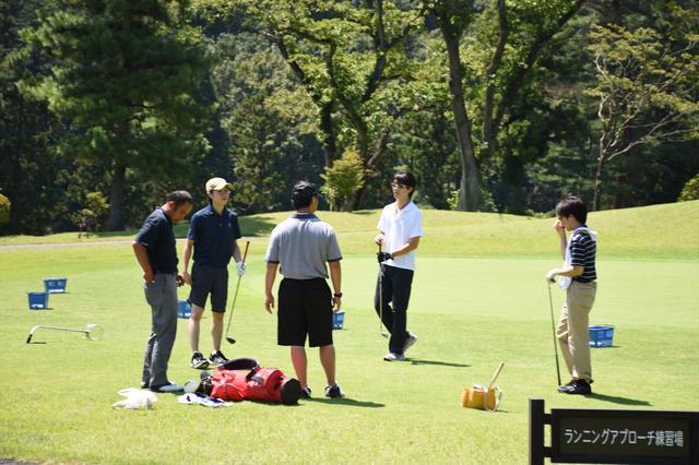 画像3: 大学の授業でゴルフ。初めてのコース体験【Gちゃれ】