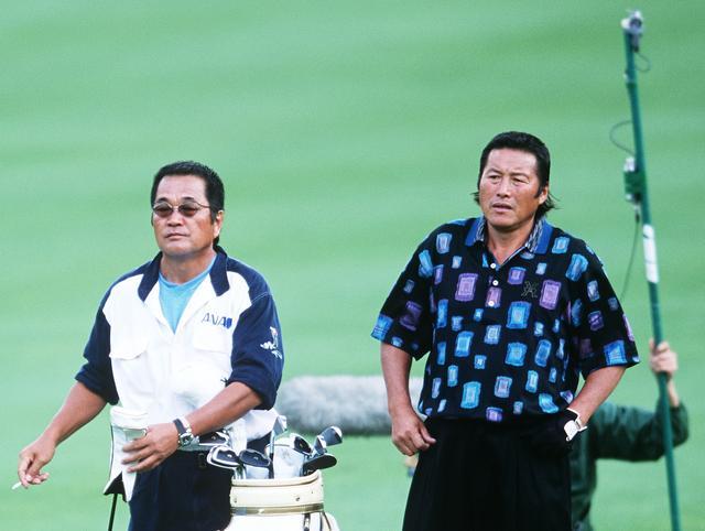 画像: 【伝説のキャディ今昔物語】ジャンボ尾崎を支えた、佐野木計至 - みんなのゴルフダイジェスト