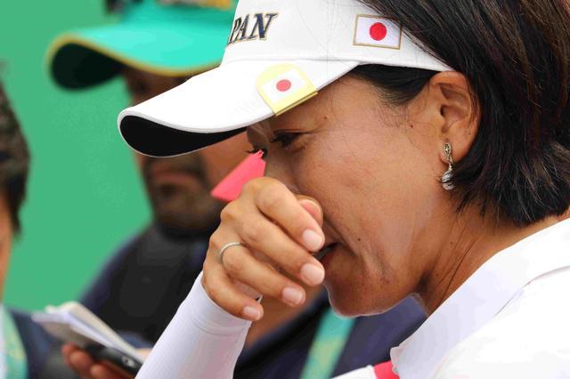 画像2: 【リオ五輪女子ゴルフ速報】 野村敏京はメダルまで あと1打足りず……
