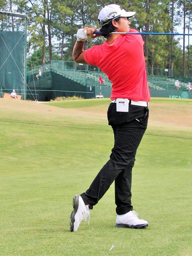 画像4: 「パンチショットに腕の力は必要ない」【台湾ゴルフのDNAvol.2】