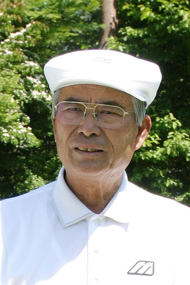 画像: 陳清波 1931年、台湾出身 ツアー通算24勝を挙げる。 美しいダウンブローは日本人ゴルファーに多大な影響を与えた