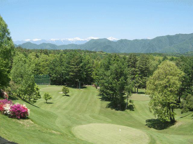 画像: 鳴沢林間ゴルフ場/山梨県にある河口湖・山中湖の近くのショートコースです