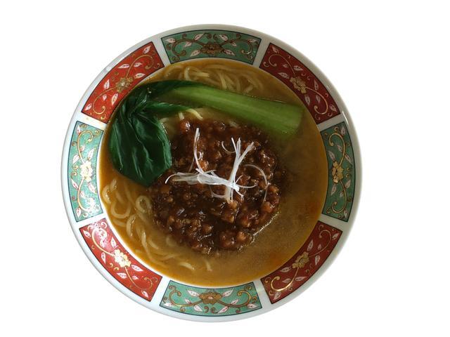 画像: 担々麺