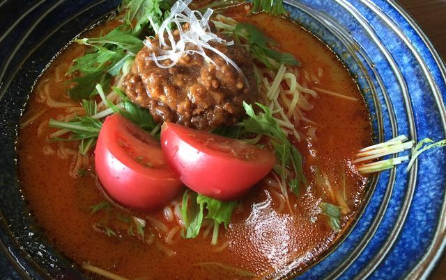画像: 富士の麓で″冷し坦々麺″はいかがですか?@鳴沢林間ゴルフ場 - みんなのゴルフダイジェスト