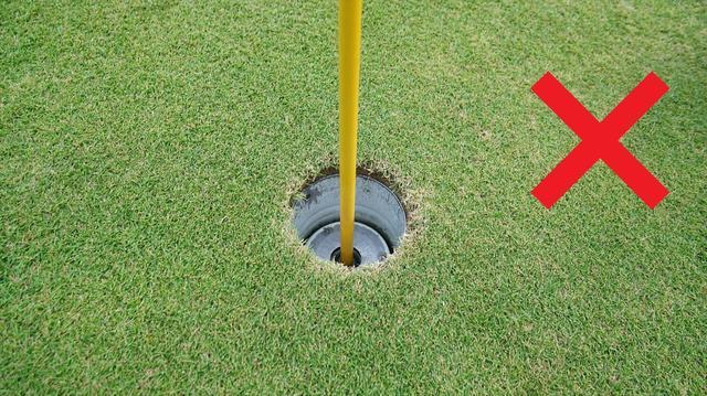 画像11: 【マナー講座】カップの位置が見えないから、ピンを持ってくれる?