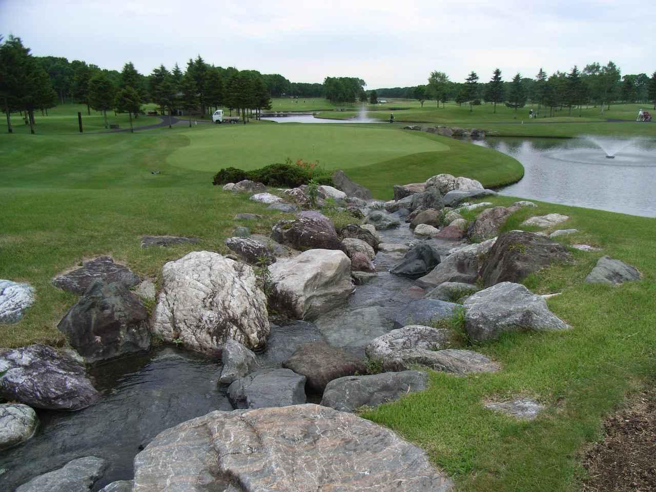 """画像3: 【目指せゴルフの雑学王】ニクラスの戦略性をふんだんに味わえる""""北海道クラシックゴルフクラブ"""""""