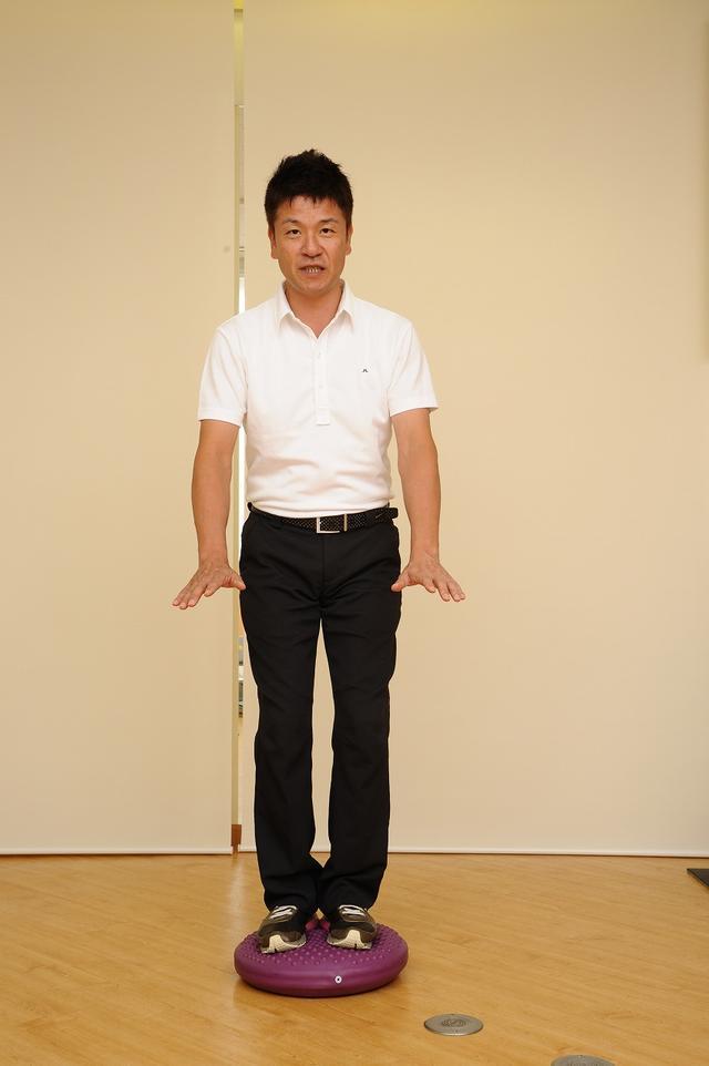 画像5: ひざの故障を防ぐ!腕をしっかりローテーションしてスウィングしよう(後編)