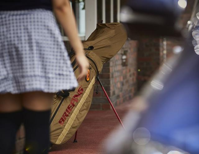 """画像: 女性目線を気にするヨコシマ心に""""キャラ立ち""""バッグはいかがですか? - みんなのゴルフダイジェスト"""