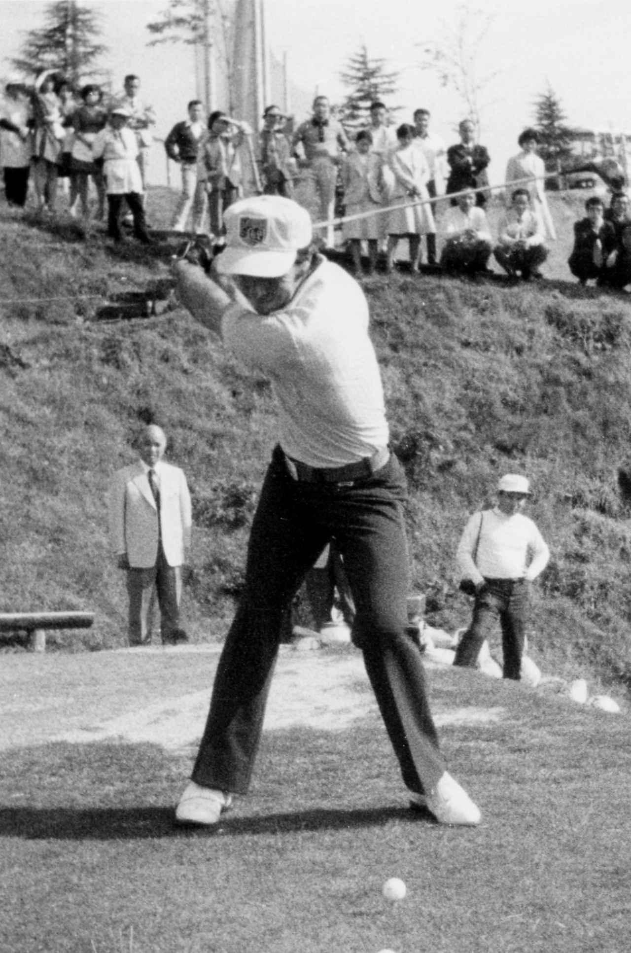 画像3: 【南アのゴルフ遺伝子Vol.2】ゲーリー・プレーヤーに学ぶこと